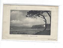 DEP. 83 CAVALAIRE RIVAGE DE LA JETEE - Cavalaire-sur-Mer