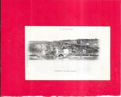 CAPDENAC - 46 - CPA DOS SIMPLE RARE - Le Canal Souterrain - BARAT - - Otros Municipios