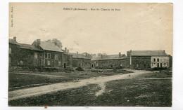 CPA  08 : HARCY  Rue Du Chemin Du Bois    VOIR  DESCRIPTIF  §§§ - Other Municipalities
