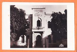 Alg089 Peu Commun  ABOUKIR Algérie La Mairie Façade Entrée 1940 Photo-Bromure EPA Photo Africaines 5 - Otras Ciudades
