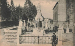 LUXEMBOURG : MONUMENT INTERALLIES - Altri