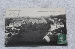 Cpa 1910, Saint Aignan Sur Cher, Vue Prise à Vol D'oiseau, Loir Et Cher 41 - Saint Aignan