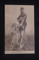 SPORTS - Carte Postale Cyclisme - Nicolas Frantz - Champion Du Luxembourg Sur Route - L 101026 - Cycling
