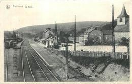 Belgique - Nassogne - Forrières - La Gare - Nassogne