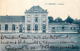 Belgique - Tellin - Grupont La Gare - Tellin