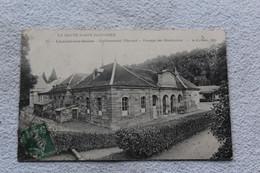 A755, Luxeuil Les Bains, établissement Thermal, Passage Des Bénédictins, Haute Saône 70 - Luxeuil Les Bains