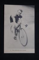 SPORTS - Carte Postale Cyclisme - Willie Spencer - Sprinter Américain - L 101039 - Wielrennen