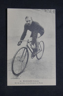 SPORTS - Carte Postale Cyclisme - Ellegaard - Sprinter Hollandais - 6 Fois Champion Du Monde - L 101040 - Wielrennen