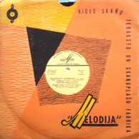 """LP 25 CM (10"""")  Various Artits / Presley / Milva / Ray Conniff  """"  Kaléidoscope Musical  """"  Russie - Formati Speciali"""