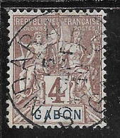 GABON N°18 OB TB SANS DEFAUTS - Used Stamps