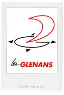 Paris  Quai Louis Blériot : Papillon LES GLENANS   (PPP30282) - Publicidad