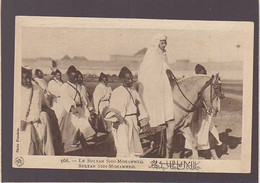 Maroc / Sultan Sidi Mohammed à Cheval - Other