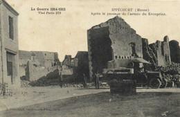 DESTOCKAGE BON LOT 100 CPA MILITARIA  (Ruines Casernes Monumentts Aux Morts Cimetières ) (Toutes Scanées ) - 100 - 499 Cartoline