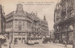 (189)  CPA  Anvers  Antwerpen  Rue Leys - Antwerpen