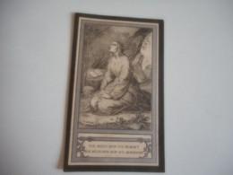 D.P.-COLETA  IDA MOERMAN °AUWEGEM 6-12-1838+NAZARETH 18-2-1897 - Religion & Esotericism