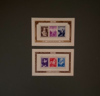 Good Opportunity : Nice Collection 100% MNH** - From 1937 To 1963 - Numerous Complete Series - BL 27/28 Included - Colecciones