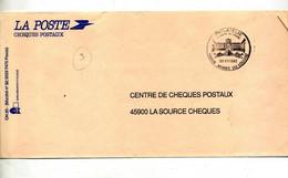 Lettre Cachet Paris  Philatelie Le Louvre - Cachets Manuels