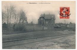 CPA - MONTDIDIER (Somme) - La Rue De Saint-Just - Montdidier
