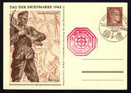 MULHOUSE - 1942 - TAG DER BRIEFMARKEN - MULHAUSEN - ELSAß - Alsace-Lorraine