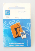 2004 Athens Olympic Games, Archery Pictogram Pin - Jeux Olympiques
