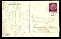 EN PROVENANCE DE REUTLINGEN - 1935 - - Cartas