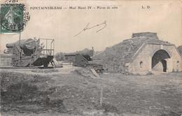 FONTAINEBLEAU MAIL HENRI IV   63-0573 - Fontainebleau