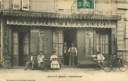 090721 - 07 ANDANCE Café National - Phototypie Guillion Frères - Autres Communes