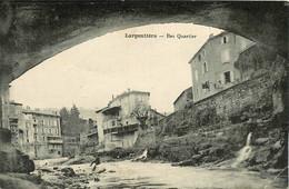 090721 - 07 LARGENTIERE Bas Quartier - Largentiere