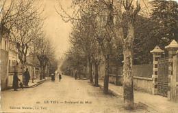 090721 - 07 LE TEIL Boulevard Du Midi - Edition Nicolas - Le Teil