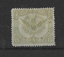TIMBRE BELGIQUE  CHEMIN DE FER   TR 59X - 1915-1921