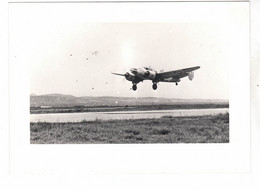 PHOTO   AVION  AVIATION ATTERRISSAGE BLOCH MB 174 - Luchtvaart