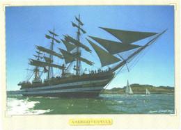 Sailing Ship Amerigo Vespucci - Voiliers