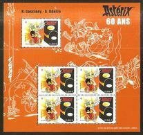 2019 - Bloc Feuillet F 5342 ASTERIX  60 ANS  NEUF** LUXE MNH - Nuevos
