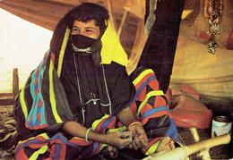SUDAN : Rashaida Girl - Affr Philatélique - Sudan