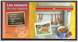 2010 Carnet Adhésif -SAVEURS De Nos Régions ( N°1 )- N° BC 431 - NEUF -LUXE ** NON Plié - Commemorrativi