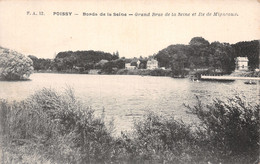 POISSY ILE DE MIGNEAUX     55-0866 - Poissy