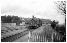 100721 - TRANSPORT CHEMIN DE FER TRAIN LOCO - PHOTO SCEAUX ROBINSON V.1900 Train 2199 - Sceaux