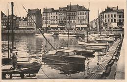 "Ostende / Oostende "" Quai Des Pêcheurs/Visserskaai "" - Oostende"