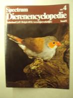 D 38 - SPECTRUM DIERENENCYCLOPEDIE NR. 4 - Encyclopedia
