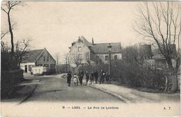 59  Loos  - La Rue De Londres - Loos Les Lille