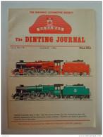 The DINTING JOURNAL The Bahamas Locomotive Society Train  N° 18 Summer 1985 - Trasporti