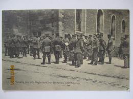 Frankreich St. Maurice, Soldaten Musik, Kapelle IR 47, Feldpost 1915 (50696) - Weltkrieg 1914-18