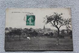 Cpa 1908, Le Nouvion, Vue Générale, Aisne 02 - Andere Gemeenten