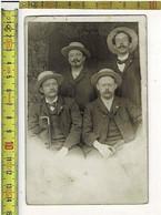 3092 - PHOTO HOMME - FOTO MAN - PHOTOGRAPHIE : AMERICAINE EXPOSITION 1905 VIEU LIEGE - Anonieme Personen