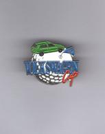 Pin's Golf - Automobile / VolksWagen Cup (base Argentée) Hauteur: 2,2 Cm - Golf