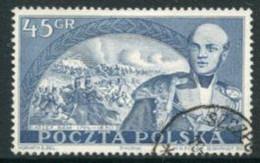 POLAND 1950 Bem Centenary Used.  Michel 670 - Usati