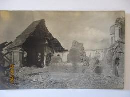 Frankreich Sorel An Der Somme, Fotokarte Mit Ortsangabe RS (64532) - Weltkrieg 1914-18
