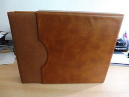DR 1933-45 Mit Schuber Braun, LESEN - Binders With Pages