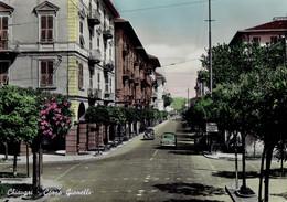 Italien / Italia - Chiavari # Ansichtskarte Echt Gelaufen / View Card Used (if1386) - Autres Villes