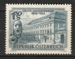 Österreich, Austria  1953 Mi. 988 MLH* - 1945-60 Neufs